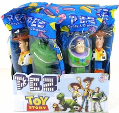 Toy Story Pez Dispenser & Candy 12ct