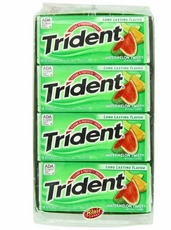 Trident Gum Value Pack Watermelon Twist 12 Count Box