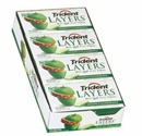 Trident Layers Green Apple-Golden Pineapple 12 CT