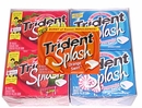 Trident Splash Gum 10pk - Choose Flavor