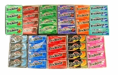 Trident Value Pack 12 Pk -Choose Flavor