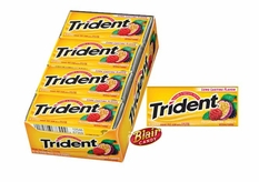 Trident Value Passion Berry Twist 12 Count Box