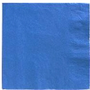 True Blue Lunch Napkins 50 Count