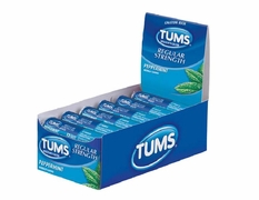 Tums Peppermint 12 CT