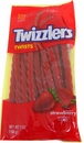 Twizzler Strawberry 7oz Peg Bag