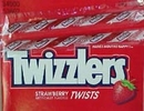 Twizzler Strawberry Twists Singles 180ct