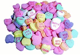 Valentine's Day Candy Ideas and Recipes