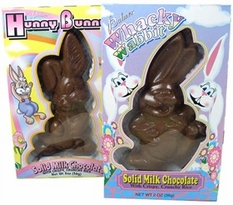 Which Chocolate Easter Bunny Am I?