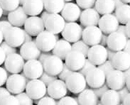 White Mini Chocolate Balls 2 1/2lb Bag Sixlets