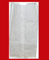 White Paper Bags 2lb 500ct