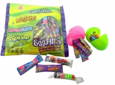 Wonka Assorted Easter Egg Filler Candy (100 Count)