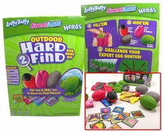"Wonka 'Outdoor"" Egg Hunt Candy Kit"
