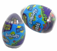Wonka Plastic Egg Filled With Candy 6oz
