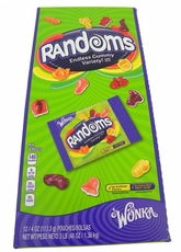 Wonka Randoms Gummy 12 Count