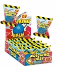 Wrecking Ball Jumbo Jawbreakers 12 Count
