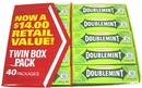 Wrigley's Chewing Gum - Doublemint