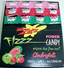 ZOTZ FIZZ CANDY 48ct