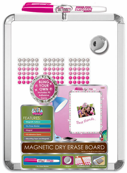 Bling Your Own Magnetic Dry Erase Board 8.5 x11
