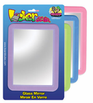 Magnetic Locker Mirror-Plastic Framed