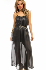 Appleseed Cast - Chiffon Maxi Dress