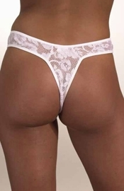 Beautiful Stranger - Lace Thong Panty