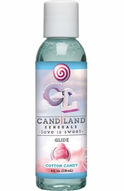 Candiland Sensuals Body Glide Cotton Candy 4 Ounce