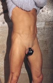 Deluxe Cock Cage Straightjacket
