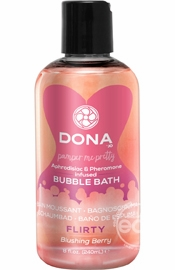 Dona Bubble Bath Blushing Berry 8oz