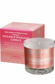 Dona Kissable Massage Candle Vanil 7.5o