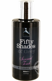 Fifty Shades Of Gray Sensual Touch Massage Oil 3.4 Ounce