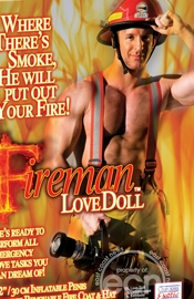 Fireman Love Doll - Sex Doll from Body Body