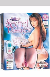 Fujiko's Secret Passages - Sex Doll from Body Body