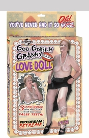Goo Goblin Granny Love Doll - Sex Doll from Body Body