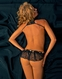Heat of Passion - Crotchless Thong Panty