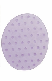 Jac Off Textured Mastrubator Pad Clear