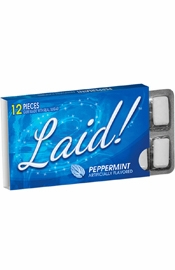 Laid Gum 12 Pack Per Counter Display