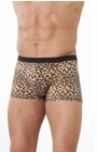 Leopard Shorts - Men's Innerwear