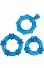 Magic C-Rings - Blue - Sex Toy
