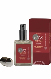 Max Attract Renegade Pheromone Infused Cologne 1 Ounce