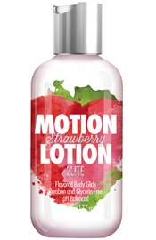 Motion Lotion  Elite Flavored Body Lotion � Strawberry 6 fl. oz.
