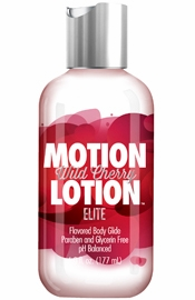 Motion Lotion  Elite Flavored Body Lotion � Wild Cherry 6 fl. oz.