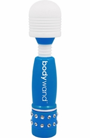 Bodywand Neon Edition Blue Mini Massager