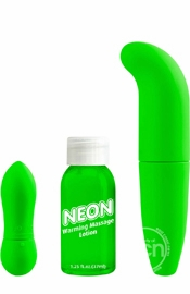 Neon Luv Touch Fantasy Kit Waterproof Green