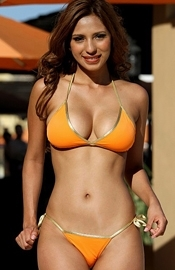 Oak Street Beach - Thong Bikini - Regular Price $89.00
