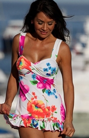 Port Hueneme Beach - Tankini Swimsuit