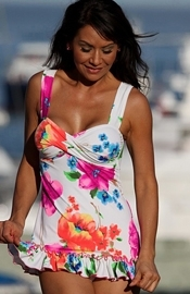 Port Hueneme Beach - Tankini Swimsuit - Regular Price $139.00