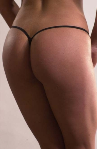 Pretty Pinup - V-Back G-String