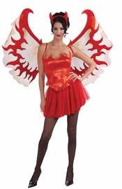 Sexy Devil Wings - Extra Large