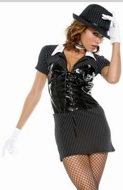 Sexy Gangster Costumes