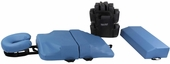 Pro Set Body Support Cushion - 4 main pieces plus extenders